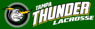Tampa Bay Thunder Lacrosse Logo